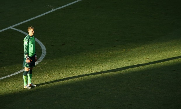 germanys-goalkeeper-manuel-neuer-stands-in-the-spotlight-during-the-germany-ghana-game