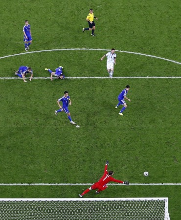 lionel-messi-scores-a-beautiful-goal-surrounded-by-five-defenders