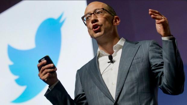 Twitter'ın 1 Temmuz 2015 tarihi itibariyle görevden ayrılacak CEO'su Dick Costolo